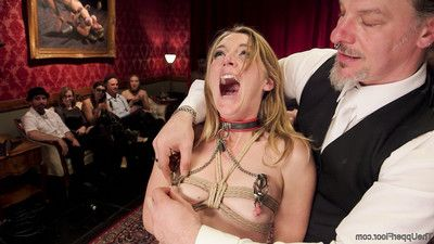 Kiki gorgeous is a slave dream: sexually voracious, ready to learn, and a to