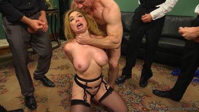 Concealed agent kiki daire will stop at null to take down enemy spy john meaty