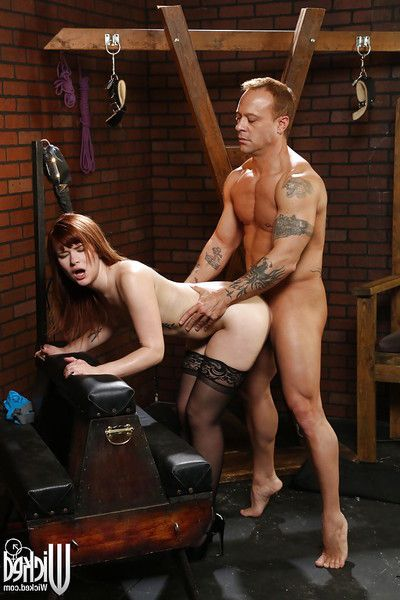 Hardcore milf Claire Robbins is getting bonked in Fuck and play style