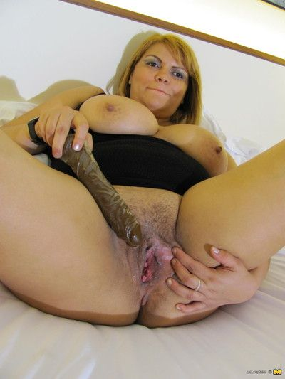 Heavy ready doxy playing with she is