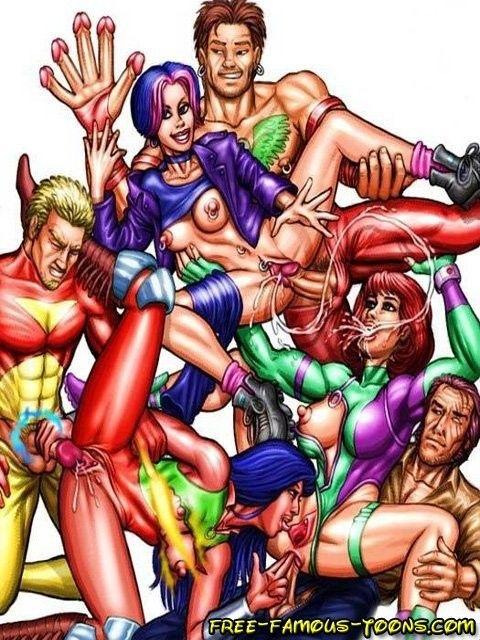 Xmen superheroes hardcore sex famous film stars xmen exhibiting a resemblance the