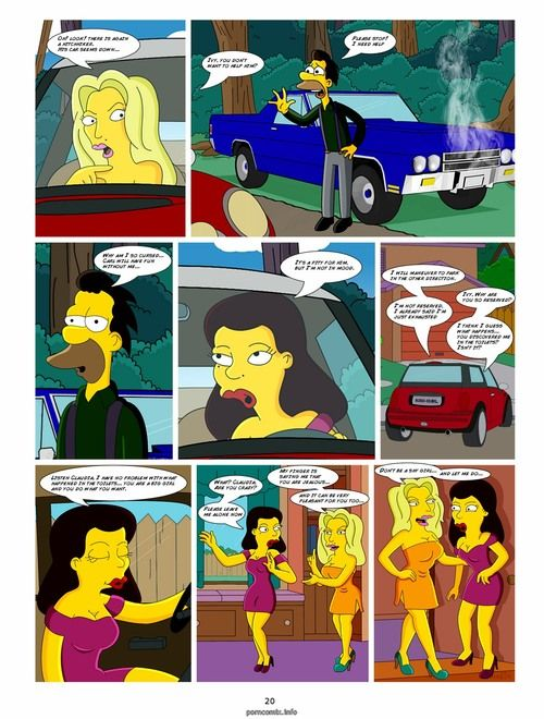 Simpsons- Road With respect to Springfield - part 2