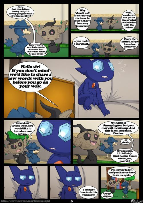 [RedImpLight] Tales Of A Pokephile Ch. 3 - Chef-d\