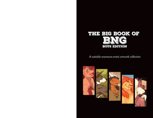 [BNG] The Chunky Book for BNG: Boys Print run