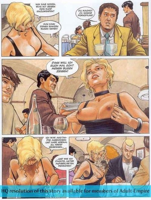 Sexy belle gets pussy licked in hot of age comics