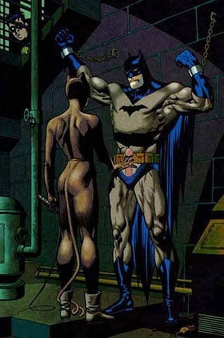Batman porn cartoons