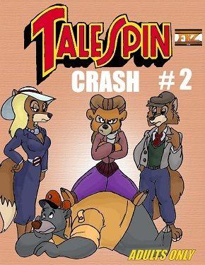 TaleSpin- Disintegrate # 2