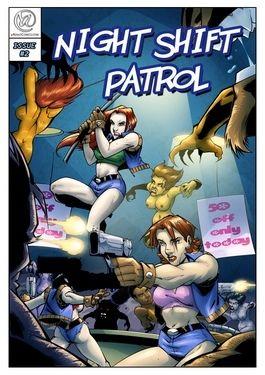 Suntanned Shift Patrol #2