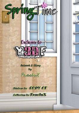 Y3DF- Spring Time