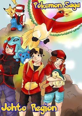 Pokemon Saga – Johto Region