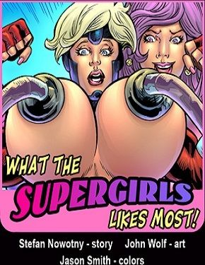 What Supergirls Likes Most