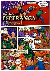 The Story of Esperanca