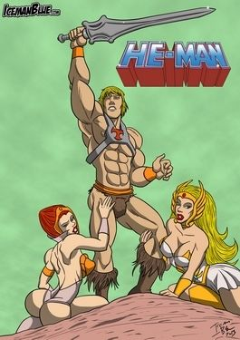 He-Man-Masters be advisable for slay rub elbows with world