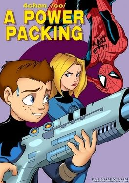 A Power Packing- Pal Comix