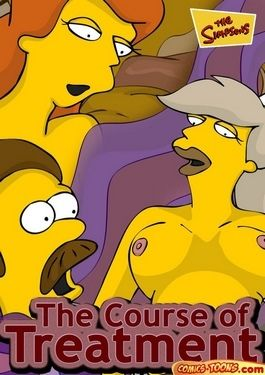 The course of the treatment- Simpsons
