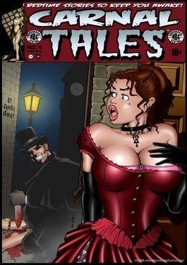 Fleshly Tales 3-4- James Lemay