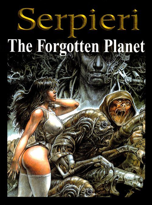 [Paolo Serpieri] Druuna 7 - The Forgotten Planet [English]