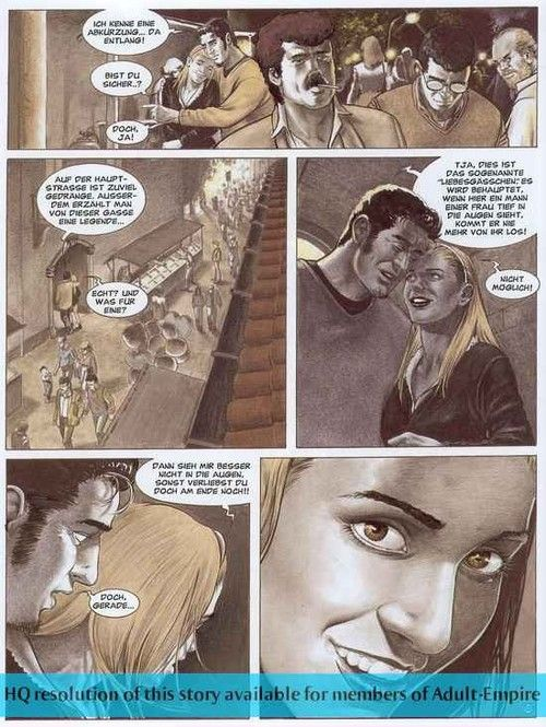 Blond keeping rides cock in hot coitus comics