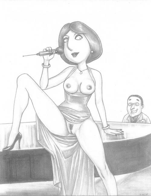 Backstage Panhandler - Random Porn Comics