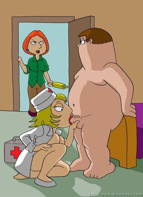 Family Man : Lois Griffin fucks with other characters