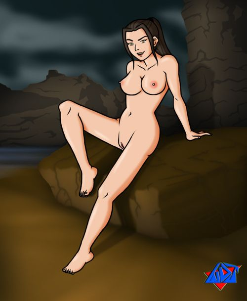 Everyone knows go wool-gathering Korra has awesome body - check the brush out
