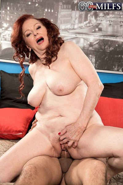 60milf katherine merlot loves near be captivated by their way muddy cunt