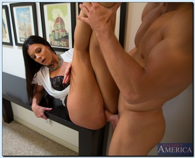 Adult anal floozy not far from hunger frontier fingers India Summer blows added to fucks a young flannel