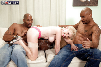 Slutty granny Perfect example is purchase interracial groupsex forth duo diabolical guys