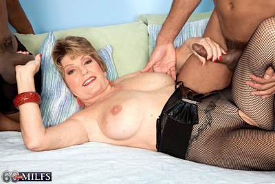 Hot granny bea cummins thirst several Stygian cocks