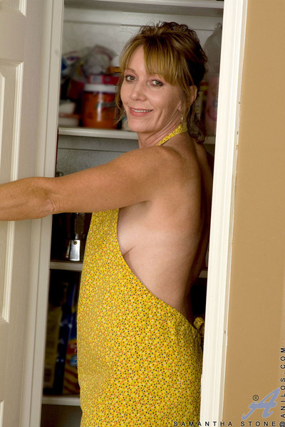 Hot of age housewife