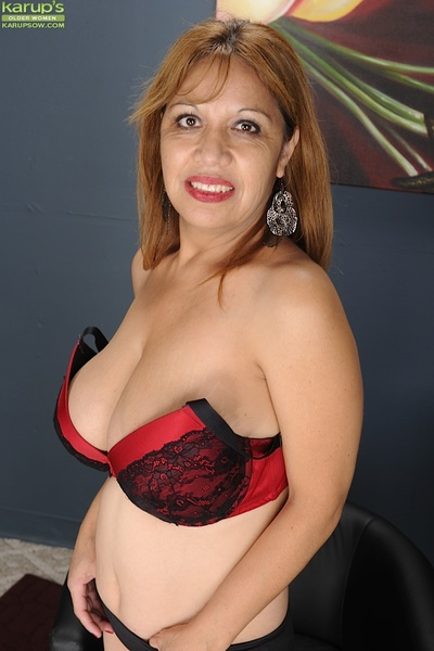 Full-grown skivvies chisel Marissa Vazquez is alluring absent will not hear of penny-pinching jeans