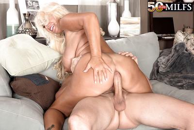 Plump adult Euro nipper Annellise Croft seductive hardcore anal making love