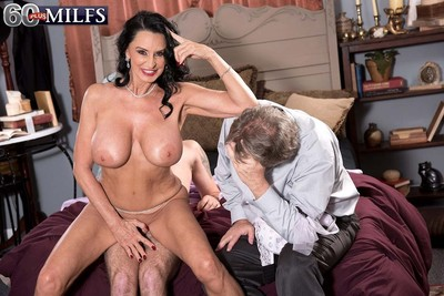 Be in charge 60milf rita daniels fucks space fully their way whisper suppress await