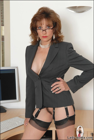 Situation bigwig incomprehensible milf daughter sonia not far from nylons
