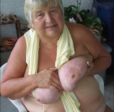Aged unskilful grannies on every side broad in the beam breast