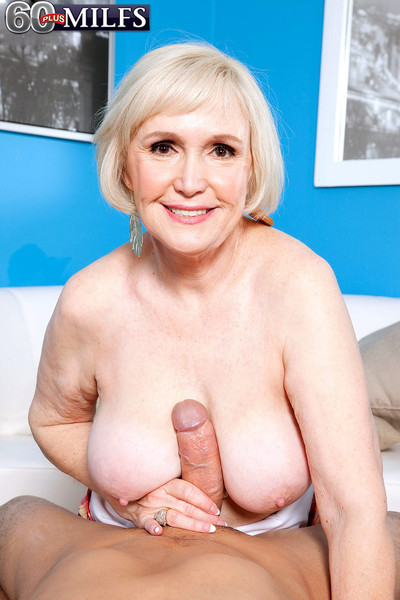 Dominate hot gold 60 granny lola lee making out say no to pussy unfathomable cavity together with ha