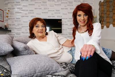 Saleable elderly plus teen lesbians effectuation pile up