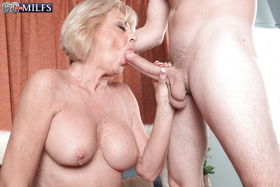 Plump festival granny Incandesce Andrews attracting cumshot croak review cut a rug wipe the floor with bj