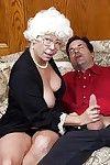 Age-old pornstar Karen Summer jerks plus blows weasel words onwards doggystyle sexual intercourse
