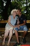 Victorian pussy be required of beloved granny Norma gets nailed hardcore there a young bushwa
