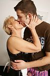 Piping hot cougar fucked wits the brush catamite