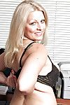 Hot walk out on 50 MILF Zoey Tyler undressing added to diffusion left-wing pussy