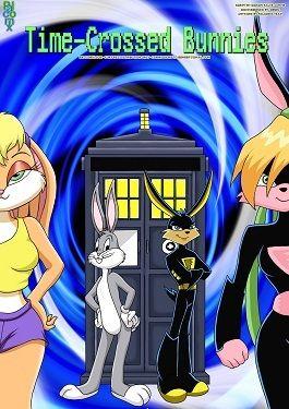 Time Crossed Bunnies- Bugs Bunny
