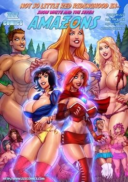 Snow white and seven amazons- zzz