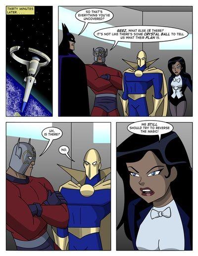 Justice League -The Great Scott Saga 3 - part 4