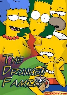 Simpsons- The Drunken Family