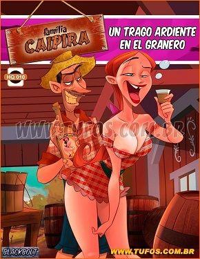 Familia Caipira 10 (Spanish)