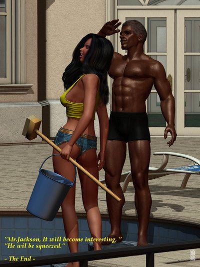 Kunimasa- Pool Girl - part 3