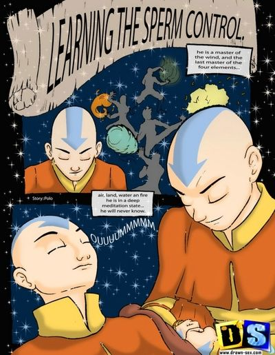 Learning The  Sperm Control - Aang