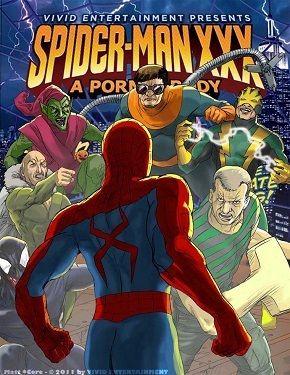 Spiderman xxx Porn Parody